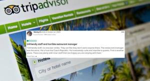 In Clip: สื่อนอกรายงาน นักท่องเที่ยวต่างชาติมีสิทธิ์ติดคุก 2 ปีในไทย หลังโพสต์รีวิวแฉข้อเสียโรงแรมที่พักชื่อดัง