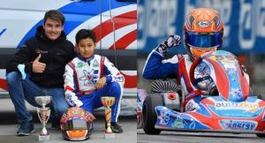 นักซิ่งไทย วัย 11 ขวบ คว้าแชมป์ที่อิตาลี