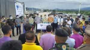 นอภ.แม่สอดจ่อสั่งยกเรือน้ำเมยขึ้นฝั่ง สกัดทั้งไทย-พม่าลอบข้ามแดนกันโควิด