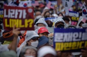 เสรีภาพไว้ทีหลัง! ศาลเกาหลีใต้ห้ามชุมนุมต้านรัฐบาล กังวลแพร่กระจายเชื้อโควิด-19