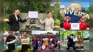 """ญี่ปุ่นอ้อนหนัก! โพสต์ภาพพร้อมข้อความ """"รอวันต้อนรับนักท่องเที่ยวชาวไทยอีกครั้ง"""""""