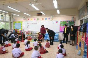 """""""อัศวิน"""" ย้ำปัญหาครูทำร้ายนักเรียนในโรงเรียนสังกัด กทม.ต้องไม่เกิด"""