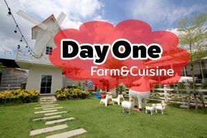 """Day One Farm&Cuisine"" อร่อยสดจากฟาร์ม บรรยากาศสุดชิล"
