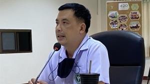 นพ.กิตติ โล่สุวรรณรักษ์ ผู้อำนวยการโรงพยาบาลคูเมือง จ.บุรีรัมย์