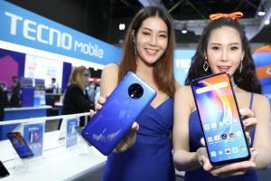 Tecno Mobile ส่ง Spark 6 ซีรีส์ สมาร์ทโฟนจอใหญ่ แบตอึด ราคาเข้าถึงได้ลุยตลาดทั่วประเทศ