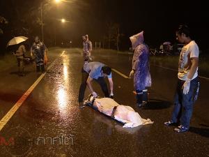 สลด! นักเรียนวัย 15 ปีเสียหลักรถล้มร่างกระเด็นเข้าใต้ท้องรถพ่วงถูกเหยียบดับคาที่