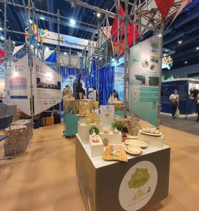 "CPF โชว์ศักยภาพ ""ครัวของโลก"" ผลิตอาหารมั่นคง ปลอดภัย เพียงพอ สร้างสมดุลโลกอย่างยั่งยืน ในงาน ""TSX 2020"""