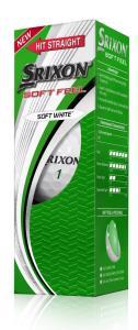 SRIXON SOFT FEEL 12 ให้ความแม่นยำและระยะทางสูงสุด