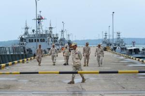 กัมพูชายอมรับทุบทิ้งอาคารสร้างจากทุนช่วยเหลือของสหรัฐฯ ในฐานทัพเรือไปแล้ว