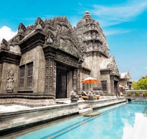 ดรามาโรงแรมไทย ชาวเน็ตกัมพูชาโวยลอกมาทั้งนครวัด นครธม