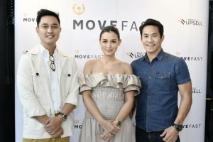 คนบันเทิงตบเท้าร่วมงาน Movefast-Upsell มิติใหม่แห่งการเพิ่มยอดขายออนไลน์