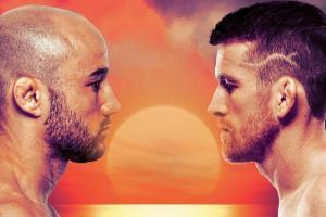 """ผู้ชนะลุ้นตั๋วชิงเข็มขัด! """"โมราเอส"""" ปะทะ """"ซานดาเกน"""" ศึก """"UFC FIGHT NIGHT"""""""