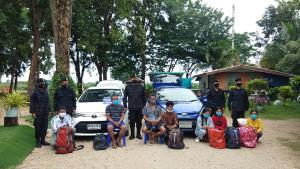 รวบคาด่านฯ แรงงานกัมพูชาลอบเข้าไทย เผยจ่ายทั้งค่านายหน้า-ค่ารถหวังเข้า กทม.