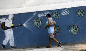 ยังไม่ทันพ้นวิกฤต! ยอดติดเชื้อโควิดในบราซิลทะลุ 5 ล้าน เตือนอาจเจอระลอกสองเล่นงานซ้ำ