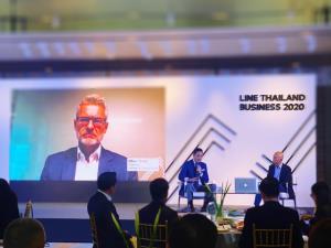 LINE ประเทศไทย ชวน McKinsey ร่วมวิเคราะห์การเปลี่ยนแปลงหลังโควิด-19