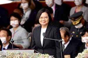 ผู้นำไต้หวันวอน 'สี จิ้นผิง' หยุดกระพือความตึงเครียด-ไม่ใช้อำนาจครอบงำ