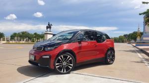 BMW i3S  เพื่อฟ้าสดใส ลมหายใจสะอาด