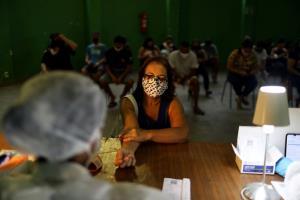 ยอดตายโควิด-19 ระลอกแรกในบราซิลทะลุ 1.5 แสนคน ผู้เชี่ยวชาญเตือนนี่แค่ระลอกแรก