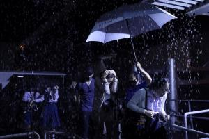 """ไทยฝนยังตกหนักทุกภาค จับตาพายุโซนร้อน """"หลิ่นฟา"""" เคลื่อนตัวเข้าเวียดนาม"""