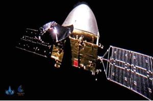 เฮลั่นห้องปฏิบัติการ! ยานสำรวจดาวอังคาร 'เทียนเวิ่น-1' ปรับวงโคจรในอวกาศลึกสำเร็จ เตรียมเข้าดาวอังคารใน 4 เดือน