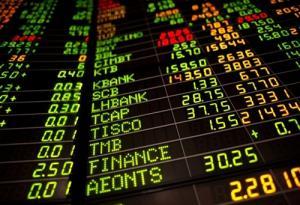 หุ้นปิดเช้าบวก 10.17 จุด คาดหวังแผนกระตุ้น ศก. หนุนแรงซื้อหุ้นใหญ่ดันตลาด