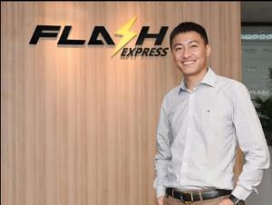 """Flash express"" เพิ่มลงทุน 3,000 ล้าน ลุยตลาด ""AEC-อีคอมเมิร์ซ"" ผนึกคู่ค้าคอนซูเมอร์-พลังงาน"