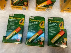 ตัวแรกในไทย! PapaYaya ผลิตภัณฑ์ทาหลังยุงกัดจากสารสกัดมะละกอ ในรูปแบบโรลออน