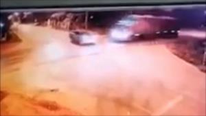 สยอง! สี่แยกไม่มีไฟจราจร รถพ่วงพุ่งชนกระบะที่อุดรฯ ดับหมู่ยกคัน 5 ศพ