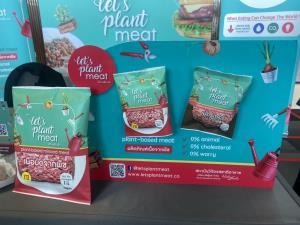 """Let's Plant Meat"" อาหารแห่งอนาคต เบอร์เกอร์เนื้อจากพืช ปลอดภัย ไม่อ้วน"
