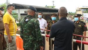 อึมครึม! ทหารพม่าเข้าตรึงกำลังด่านเจดีย์สามองค์ เหตุแม่ค้าพม่าไม่พอใจไทยปิดด่าน