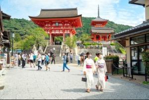 """เกียวโตรั้งแชมป์ """"เมืองเปี่ยมเสน่ห์"""" อันดับ 1 ของโลก แม้โควิดทำนักท่องเที่ยวหายเรียบ"""