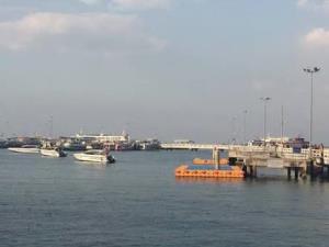 """กรมเจ้าท่าจ่อถกเอกชนเปิดเดินเรือเฟอร์รี """"สัตหีบ-บางสะพาน"""" เชื่อมสองฝั่งอ่าวไทยในปี 64"""