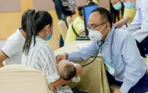 รพ.กรุงเทพพัทยา จัดโครงการผ่าตัดหัวใจเด็ก ครั้งที่ 2 ถวายพระราชกุศลในหลวง ร.9
