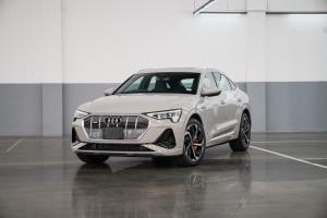 Audi เปิดตัว e-tron Sportback เคาะราคา 5,299,000 บาท