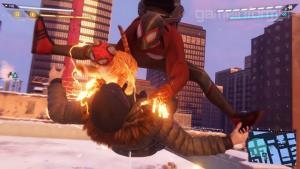 """""""สไปเดอร์-แมว"""" ลูกเล่นใหม่เกม Spider-Man บน PS5"""