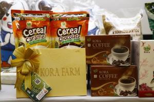 """""""กอระ"""" สบช่องเทรนด์ออร์แกนิคไลฟ์สไตล์มาแรง ดันส่งออกข้าวหอมมะลิอินทรีย์ไทยเจาะตลาดทั่วโลก"""