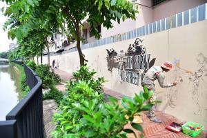 ภาพจากเพจ กรุงเทพมหานคร โดยสำนักงานประชาสัมพันธ์