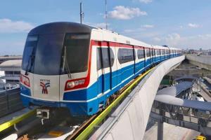 รถไฟฟ้าบีทีเอสปิด 14 สถานี-แอร์พอร์ตลิงก์ปิดสถานีพญาไท