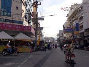 ลั่นกลองเปิดงานเทศกาลกินเจ จ.สงขลา เปิดถนนสายเจกลางเมืองหาดใหญ่