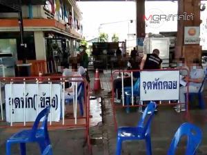 เจ้าหน้าที่คัดกรองเข้ม 39 คนไทยที่พ้นโทษจากมาเลเซียกลับเข้าประเทศผ่านทางด่านสะเดา