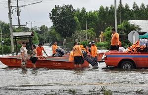 เตือนชาวสระแก้วเตรียมรับมือน้ำท่วมระลอก 2 หลังฝนหนักต่อเนื่อง