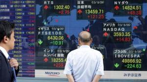 ตลาดหุ้นเอเชียปรับบวก ขานรับข้อมูลเศรษฐกิจสหรัฐฯ ดีเกินคาด