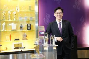 ไทยพาณิชย์โชว์รางวัลธนาคารยอดเยี่ยมจาก 4 สถาบันโลก