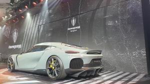 Koenigsegg ไฮเปอร์คาร์ ลุยไทย พร้อมขาย Gemera ราคา 110 ล้านบาท
