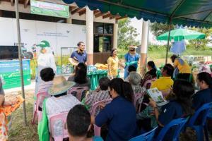 โครงการ Better Farms, Better Lives ช่วยชาวนาสู่ชีวิตวิถีใหม่ด้านการเกษตร