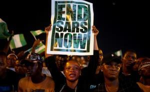 """ทนไม่ไหว """"อิกาโล"""" ซัดรัฐบาลไนจีเรียฆ่าผู้ประท้วงที่มีแต่มือเปล่า"""