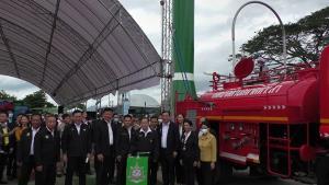 """""""บิ๊กป้อม"""" เป็นประธานเปิดบ่อน้ำบาดาลยักษ์แห่งแรกของไทย แก้ไขปัญหาขาดแคลนน้ำ"""