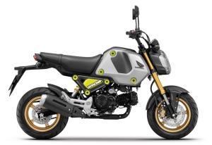 A.P.Honda เปิดตัว GROM ขายแทน MSX เคาะราคา 69,900-77,400 บาท