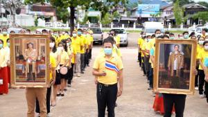 ผู้ว่าฯ ขอนแก่นชี้ ชาติไทยรุ่งเรืองให้ได้อยู่อาศัยจนถึงวันนี้เพราะสถาบันกษัตริย์