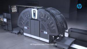 5 แสนล้านแผ่น! HP PageWide Web Press ทุบสถิติพิมพ์งานสูงสุด